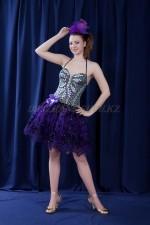 2512 коктейльное платье