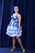 2514 коктейльное платье