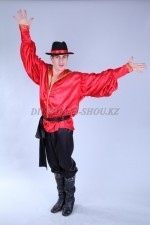 2284. Цыганский национальный костюм мужской