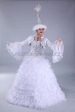 02836 Свадебное платье на Кыз Узату
