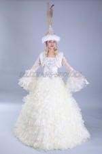 02837 Свадебное платье на Кыз Узату