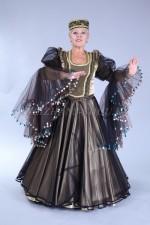 2107 азербайджанский женский костюм