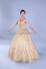 2430 бальное платье