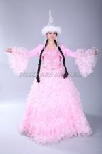 2524. свадебное платье на Кыз Узату