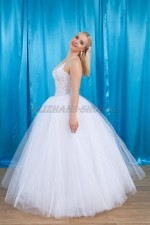 2345. Свадебное платье