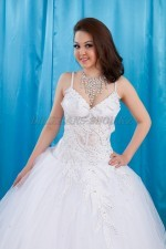 2347. Свадебное платье