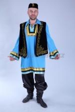 02316 Татарский национальный мужской костюм