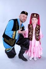 02317 Татарские национальные костюмы
