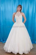 2433 бальное платье