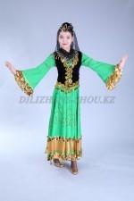 02234 Уйгурский национальный костюм женский