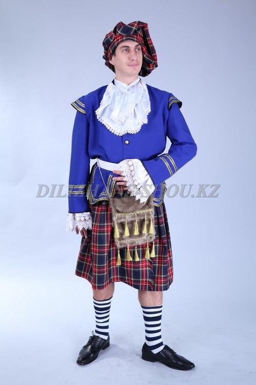 Шотландская юбка видео