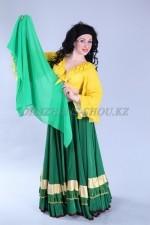 2281 цыганский национальный костюм женский
