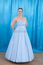 2452 бальное платье