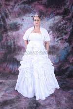 1575. свадебное платье (40-3)