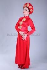 02484 Вьетнамский костюм женский
