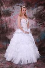 1575. свадебное платье (44-2)