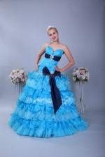 2453 бальное платье