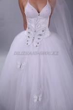 2324. Свадебное платье