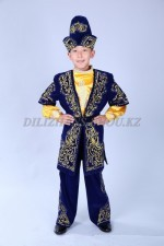 0015. Казахский костюм