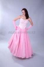2445 бальное платье