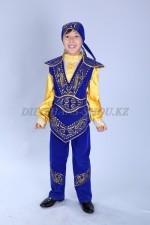 """00580 Казахский национальный костюм """"Жан"""" 01"""
