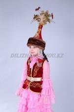 Казахский национальный костюм 09