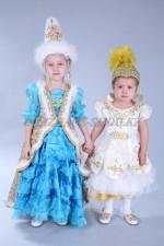 Казахские костюмы «Айбике» и «Гульназ»