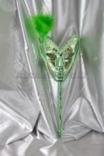 1592. Венецианская маска на палочке