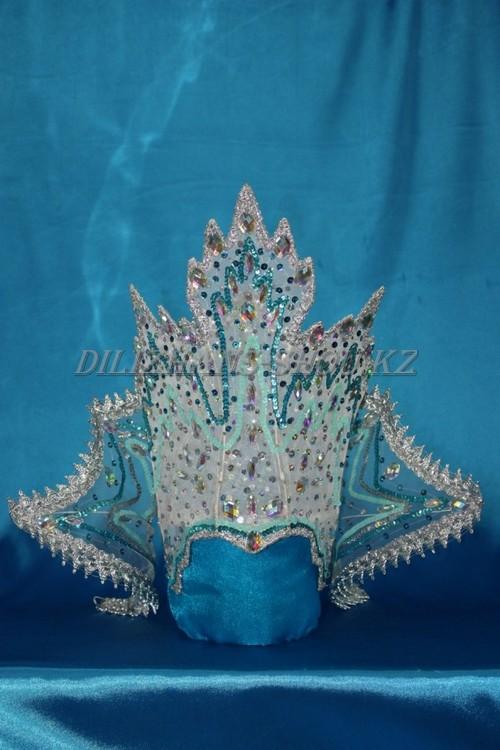 Корона снежной королевы для девочек своими руками - 3dfuse.ru