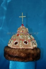 1735. Головной убор царя всея Руси