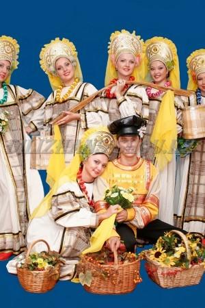 """Русский народный танец """"Коляда"""""""