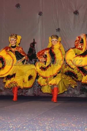 """Русский народный танец """"Сказка"""""""