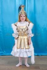 0114. Казахский (Девушка-воин) 6