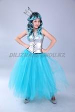 0540. Капризная принцесса (В голубом)