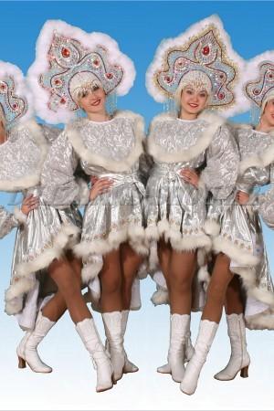 """Танец новогодний """"Потолок ледяной"""""""