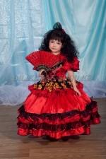 00231 Испанский костюм