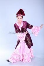 2102 женский татарский национальный костюм