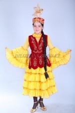 Казахский национальный костюм 05