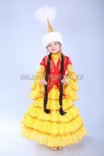 Казахский национальный костюм 04