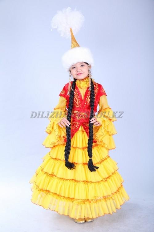894f44b661148c9 Детские казахские национальные костюмы   Дилижанс Шоу - прокат и аренда  костюмов.