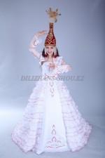 0095. Казахский подростковый костюм Карлыгаш