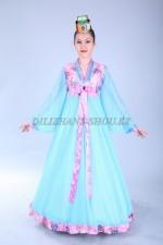 02710 Корейский национальный женский костюм