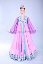 02473 Корейский национальный женский костюм