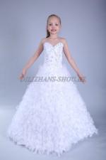 """00933 Бальное платье """"Рафаэлла 02"""""""