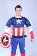 1354. Марвел. Капитан Америка