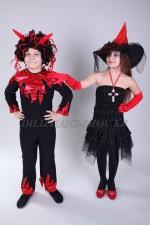 01176 Ведьмочка и Чертик