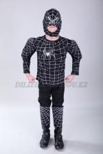 0703. Человек-паук (черный)