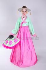 02464 Корейский подростковый ханбок