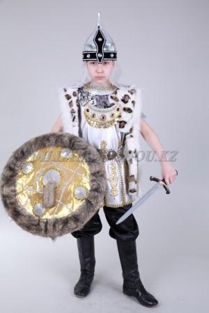 Казахский батыр 07