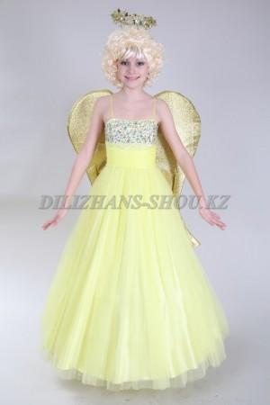 00084 Ангел (в желтом)